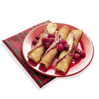 Holiday Crepes Recipe