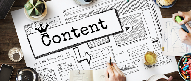 modern imprint | content marketing