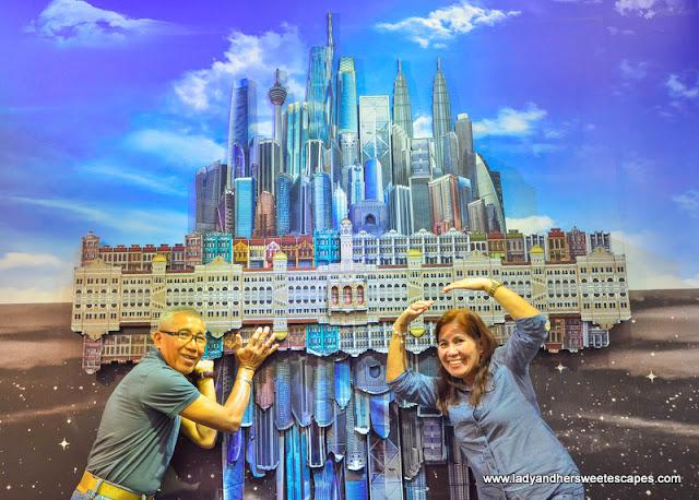 Parents in Kuala Lumpur