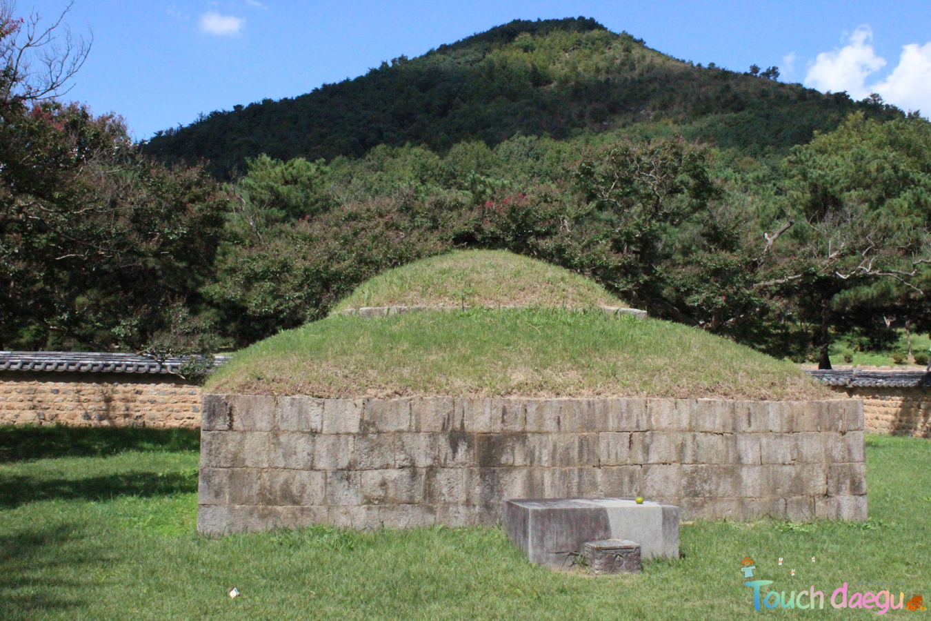 The historical sites of general Sin Sung-Gyeom in Daegu