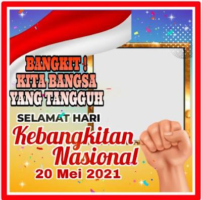 Link Twibbon Menarik! Selamat Hari Kebangkitan Nasional 2021