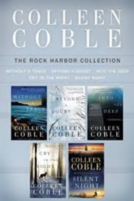 Book Review—The Rock Harbor Series by Colleen Coble