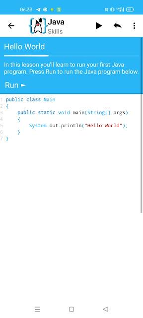 Belajar Java Menggunakan HP Android - Instalasi