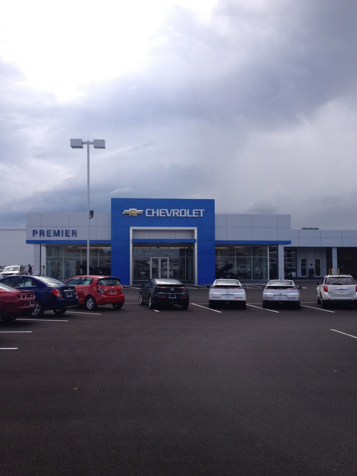 Auto Dealerships USA  Premier Automotive Group at University Town     Yep  there s a new dealership in town  Actually it s a dealership in a new  location  Premier Automotive Group  which sells Chevrolet  GMC