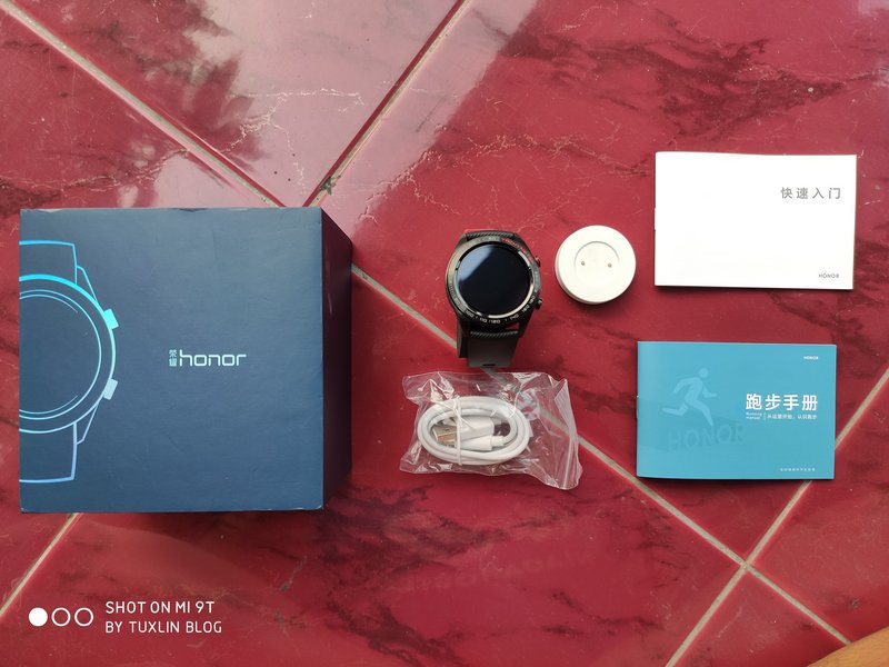 Paket Pembelian Honor Watch Magic