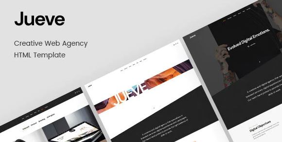 Jueve-Creative-Agency-HTML-Template-Onepage-download