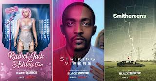 Black Mirror, Serie, 5ª Temporada, Review