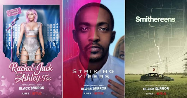Black Mirror, Serie, 5ª Temporada, Review