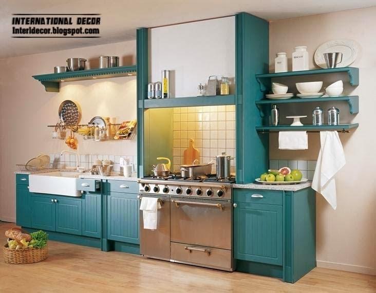 Eco friendly kitchen designs with MDF kitchen cabinets ...