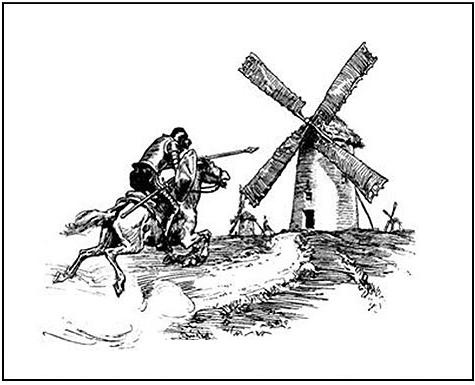 Hatuey's Ashes: Don Quijote Sanders and the Spanish media