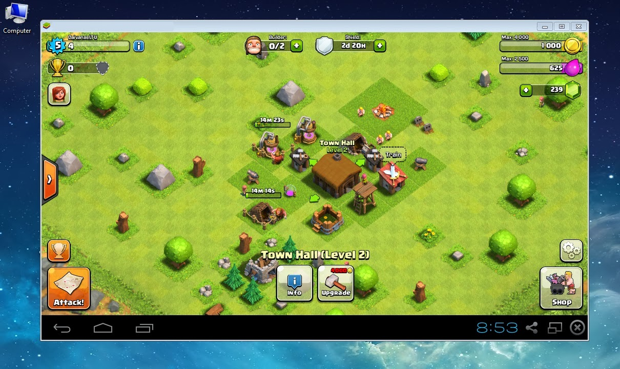 Games Like Coc In Pc