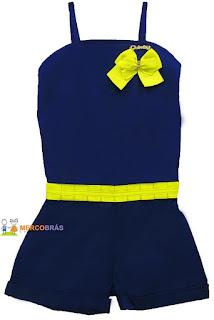 Fabricantes de moda infantil de SP