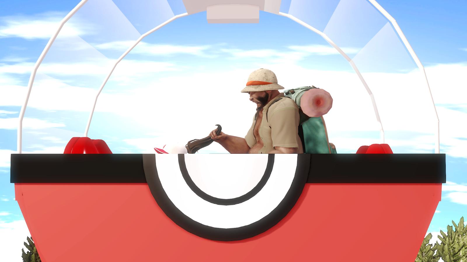 [ㅇㅎ] 포켓몬스터 - 한여름의 대 관람차 1편