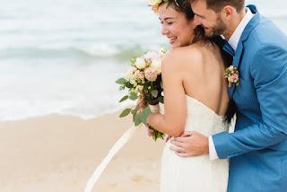Kata-Kata Romantis untuk Suami Istri baru menikah
