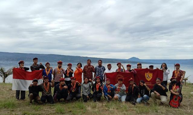 Syukur Atas Keindahan Alam: PMKRI Gelar Camping Rohani