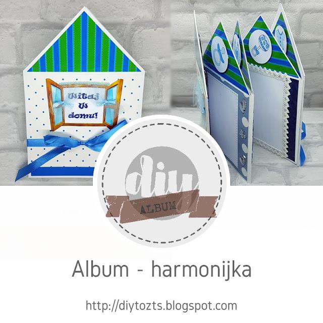 Album harmonijka