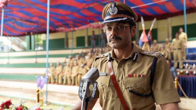 Bobby Deol in a Scene from Class of '83'. Netflix