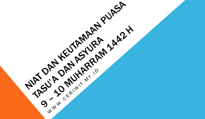 Niat Puasa Tasua dan Asyura serta Keutamaannya di Bulan Muharram