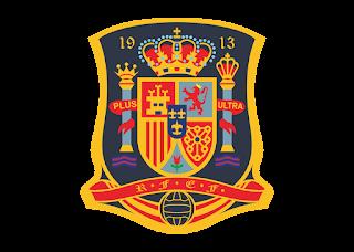 Real Federación Española de Fútbol Logo Vector