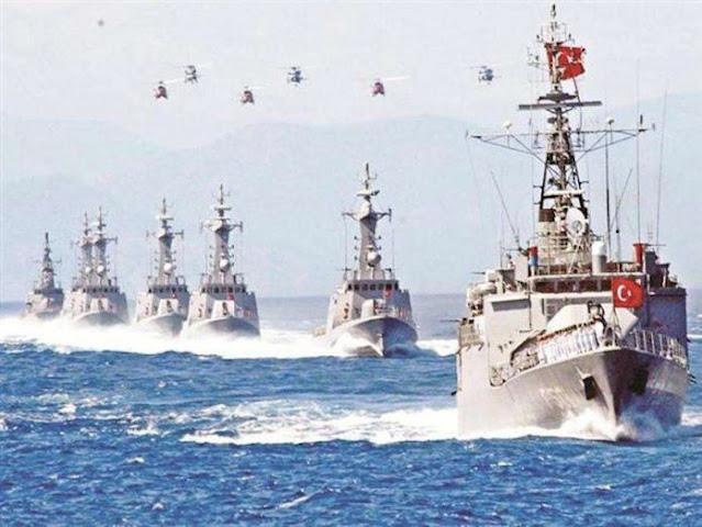 """Ο Ερντογάν απειλεί με στρατιωτική παρέμβαση """"'όπου χρειαστεί"""""""