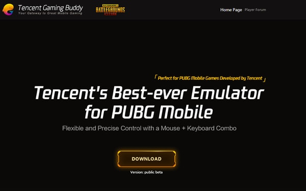 Download Pubg Mobile Emulator Version 0.10.0 (New Map VIKENDI)