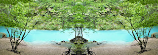 simétrica, simetría, efecto espejo, surreal, surrealismo, surrealista, abstracto, original,  panorama,panoramica, publicidad, diseño