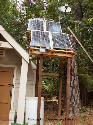 A Solar Powered Freezer, shared by Making Our Sustainable Life