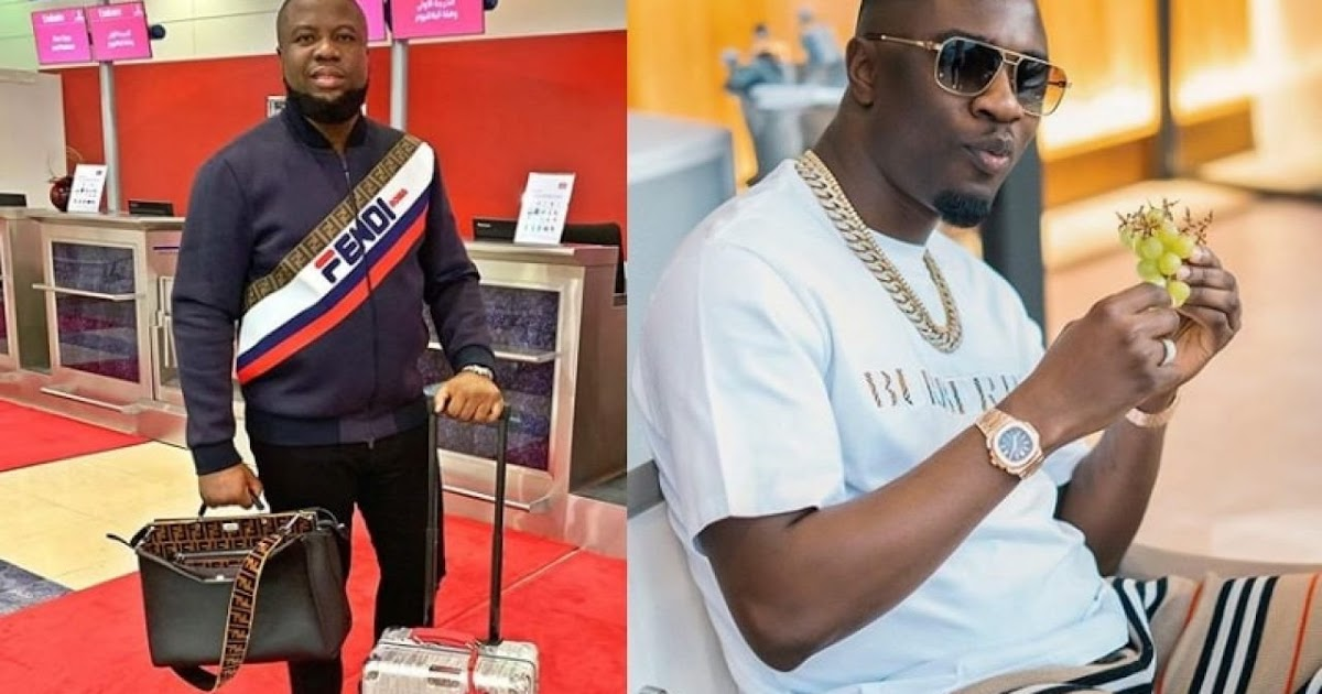 FBI Refers To Hushpuppi And Woodberry As 'Wanted Criminals' As Dubai Police Extradites Them To The US