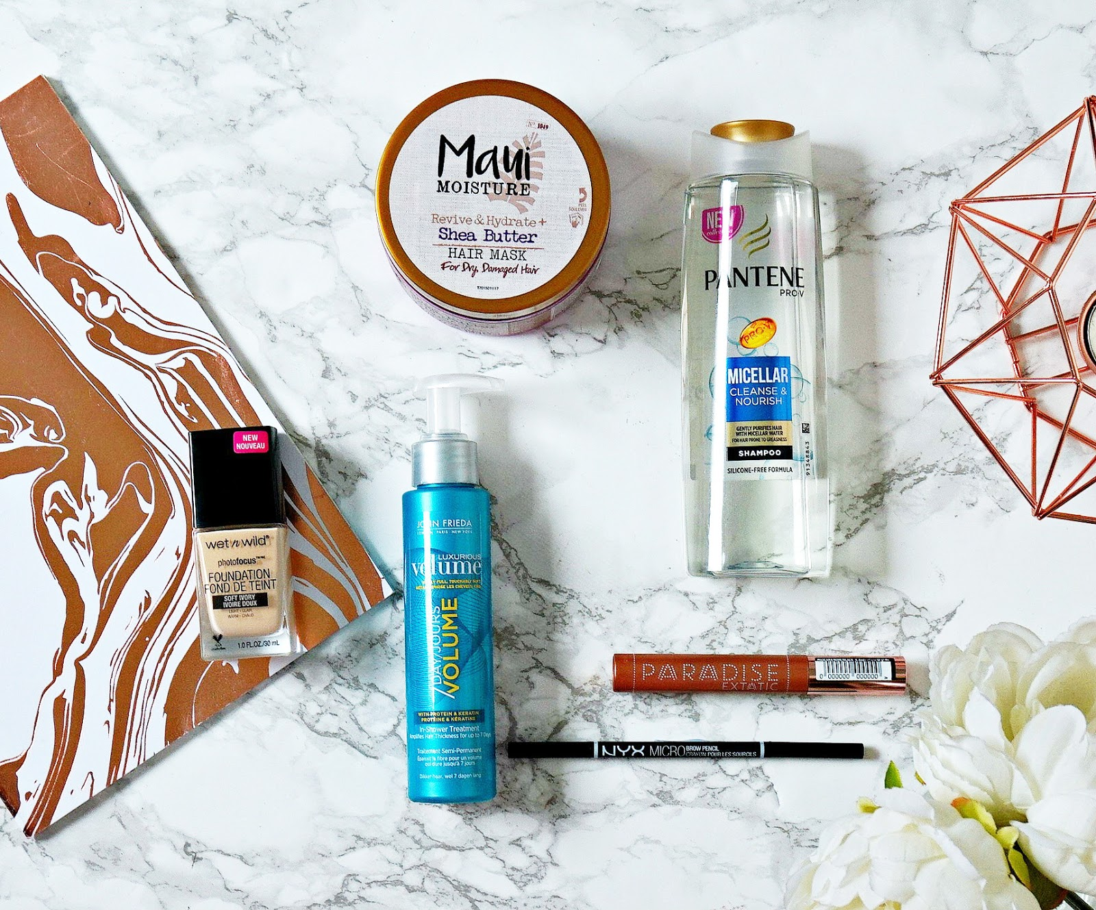 Some recent budget beauty favourites all under €10/£10 | Beautylymin