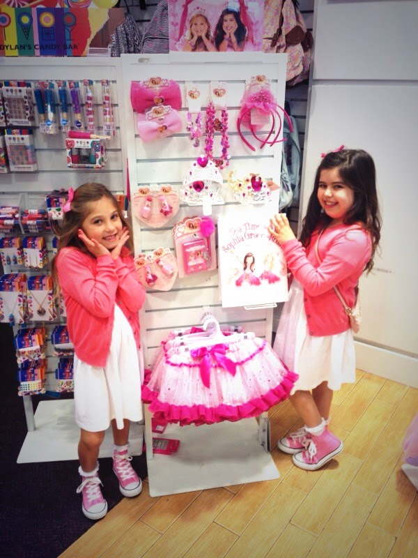 92e07397f We found the collection to be perfect for a princess kinda day, from the  dolls that the girls can play with, to the tutu's, makeup, jewelry, ...