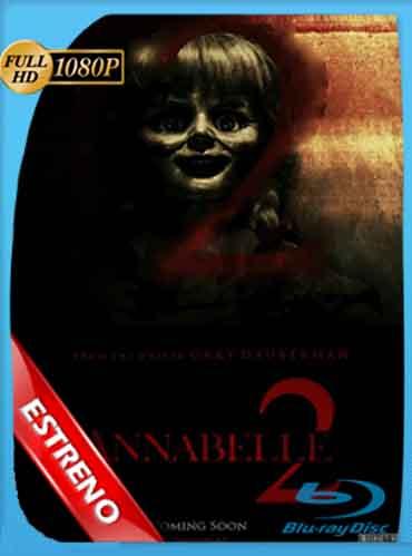 Annabelle 2 (2017) HD [1080p] Latino [Mega] SilvestreHD
