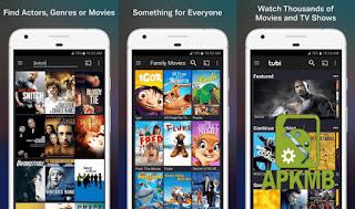 تحميل تطبيق Tubi TV – Free Movies & TV v2.21.1