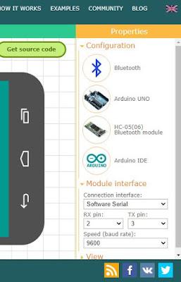 membuat aplikasi android arduino