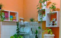 Dapur Minimalis Ala Emak Modern