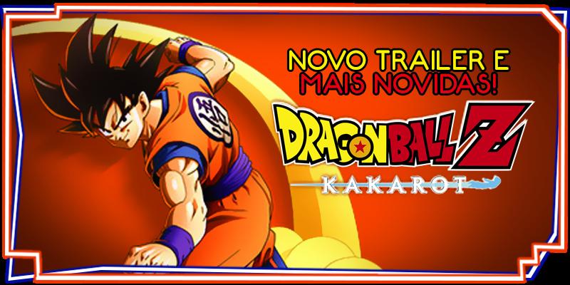 Dragon Ball Z Kakarot Com Data De Estreia E Novo Trailer