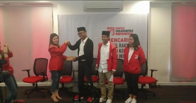 Pertemuan KH Ma'ruf Amin dan HRS Batal, Begini Komentar 'Nyinyir' PSI