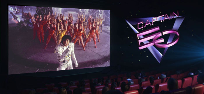 Captain EO (Disney, 1986)