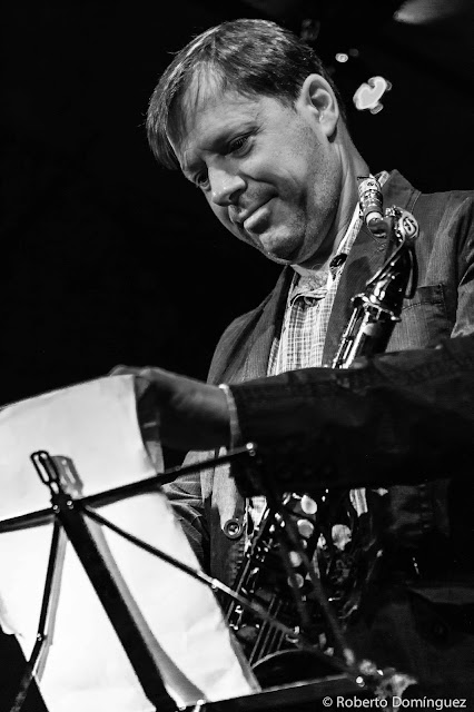 © R.Domínguez - Chris Potter Quartet