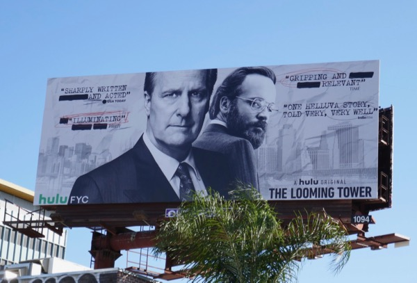 Looming Tower 2018 Hulu FYC billboard