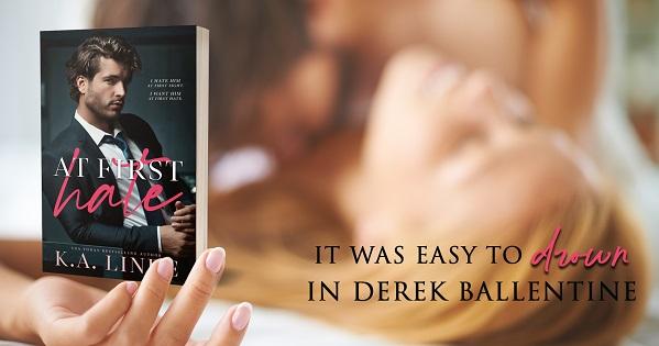 It was easy to drown in Derek Ballentine.