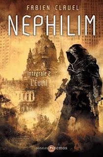 Couverture livre - critique littéraire - Nephilim, intégrale, tome 2 : l'Éveil
