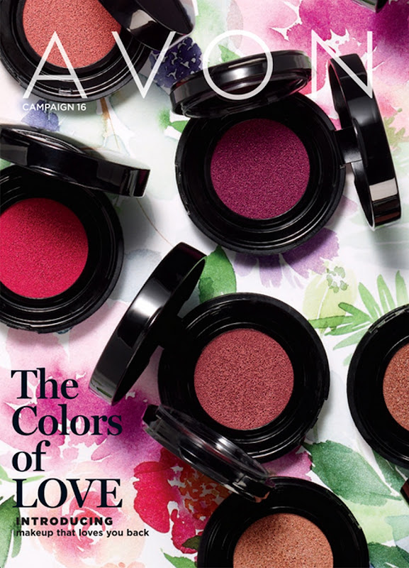 Sneak Peek AVON Brochure Campaign 16 2020 - The Colors of LOVE!