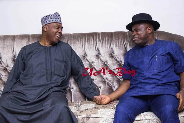Bayelsa: Reconcile aggrieved PDP members – Saraki tells Gov Diri
