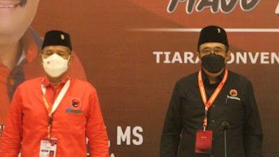 Hari Raya Idul Adha, PDIP Sumut Sumbang Lembu Kurban Untuk Ormas Islam