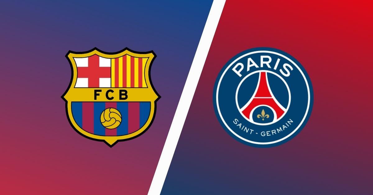 Barcelona Dipecundangi PSG Dikandang Sendiri, Barca Harus mengakui Kehebatan PSG