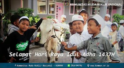 Hari Raya Idul Adha 1437H