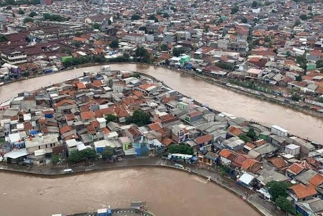 DPR Desak Pemerintah Fokus Penyelesaian Masalah Banjir Jakarta