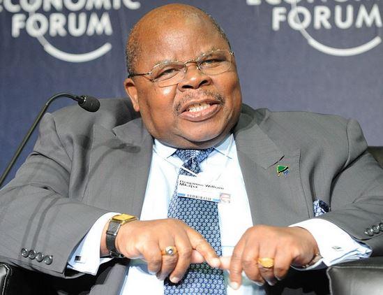 Tanzania Ex President, Benjamin Mkapa is dead
