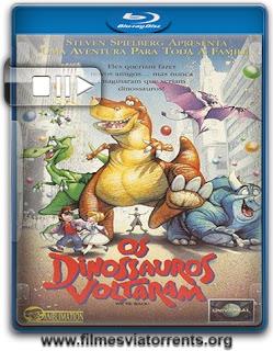 Os Dinossauros Voltaram Torrent - BluRay Rip