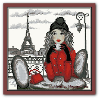 "Марья Искусница 09.005.03 ""Париж"""